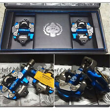 "Shimano XTR PD-M990 BLUE 25th Anniversary ""LIMITED EDITION"" MTB SPD XC Pedals"