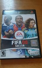 FIFA Soccer 08, COMPLETE (Sony PlayStation 2, 2007)