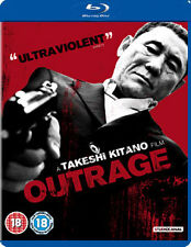OUTRAGE - BLU-RAY - REGION B UK