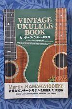 Vintage Ukulele Book Martin Kamaka Kumalae Nunes Hawaii