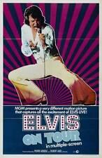 ELVIS ON TOUR Movie POSTER 27x40 B Elvis Presley James Burton Glen D. Hardin