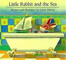 Little Rabbit and the Sea-ExLibrary