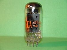 RCA 7868 Vacuum Tube Results = 10.500