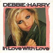 BLONDIE  In Love With Love / Secret Life 45 with PicSleeve  DEBBIE HARRY