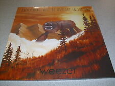 Weezer - Everything Will Be Alright In The End - LP Vinyl / Neu&OVP / Gatefold
