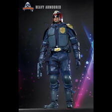 ART FIGURES AF-015 HEAVY ARMORED SPECIAL COP JUDGE DREDD 1/6 FIGURE Blue Ver