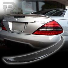 In Sock LA! CARBON FIBER Mercedes BENZ R230 A TYPE REAR TRUNK SPOILER SL550 ▼