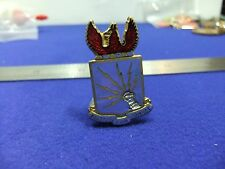 vtg badge pin us army air corps prepare for combat sweetheart ww2 safety fitting