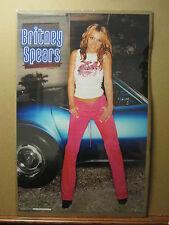 Britney spears vintage Original Poster 2000 1055