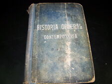 Libro HISTORIA GENERAL CONTEMPORANEA