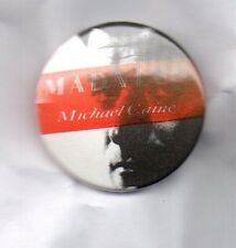 MADNESS MICHAEL CAINE - BUTTON BADGE - UK SKA / 2-TONE  UK BAND - SUGGS