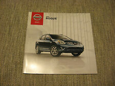 2013 Advertising Brochure - Nissan Rouge