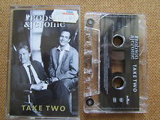 Robson And Jerome Take Two.. Cassette, 1996 BMG/RCA. (V.G.C.) TESTED, DOLBY.