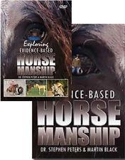 Exploring Evidence-Based Horsemanship by Martin Black  - Book & DVD  - Brand NEW