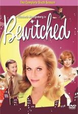 Bewitched TV Show: The Complete Sixth 6th Season (4 DVD Set) - NEW!