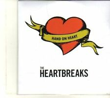 (DT463) The Heartbreaks, Hand On Heart - DJ CD