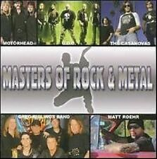 Masters of Rock & Metal u.a Motörhead, U.D.O, Casanovas, Greg Billings Band