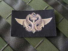 Patch Velcro - Brevet Nageur de combat COMMANDO Marine - Article FANTAISIE NOIR