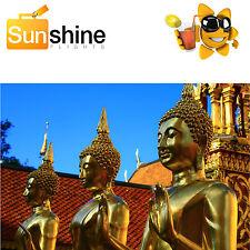Flug Bangkok Thailand Abflug ab Düsseldorf mit Emirates