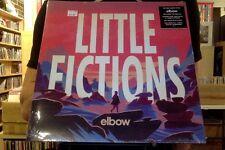 Elbow Little Fictions LP sealed 180 gm vinyl + download