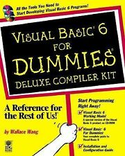Visual Basic 6 For Dummies Deluxe Compiler Kit