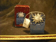 San Fransisco Music Box Co Christmas Dove Musical Tree Ornament