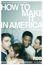 HOW TO MAKE IT IN AMERICA (TV) Movie POSTER 11x17