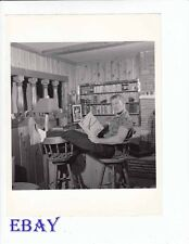Chuck Connors candid at home VINTAGE Photo