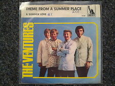 The Ventures - Theme from a summer place 7'' Single