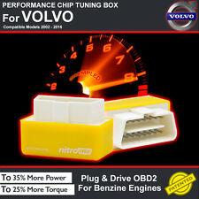 POWER BOX CAR AUTO CHIP TUNING ECU REMAPPING REMAP PERFORMANCE UPGRADE For VOLVO