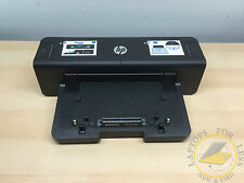HP HSTNN-I11X Docking Station 688169-001 685339-002 USB 3.0