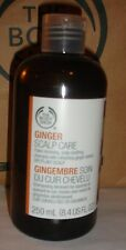 The Body Shop Ginger Scalp Care shampoo  - 8.4 oz Bottle!