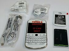 BlackBerry Bold 9900 - 8GB - White (Unlocked) Smartphone Touch GSM AT&T Mobile