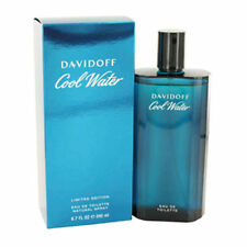 Cool Water Cologne by Davidoff, 6.7 oz EDT Spray for Men New in Retail Box