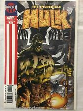 Incredible Hulk #83 Comic Book Marvel 2005 - Variant