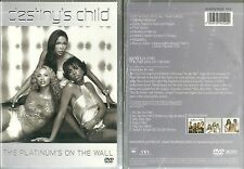 RARE / DVD - DESTINY' S CHILD : BEYONCE / NEUF EMBALLE - NEW & SEALED