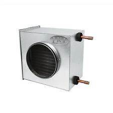 Heizregister / Wärmetauscher / Wasser-Kanallufterhitzer / Heizung LKI-125