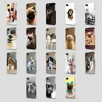 PUPPY DOG CUTE BEAUTIFUL ANIMAL CASE HARD COVER FOR IPHONE 4 5 6 SE