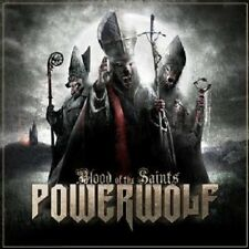 "POWERWOLF ""BLOOD OF THE SAINTS"" CD NEU"