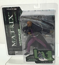 McFarlane Toys MATRIX Morpheus Parking Garage MIB~ 2003~ Matrix Reloaded~~
