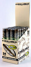 "1 Box (24x) Cyclone Blunts ""White Chocolate"" Blunt Cyclones NEU!"