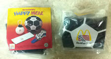 McDonalds Happy Meal World Cup USA 1994 Inflatable Ball Unused Unopened