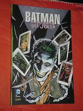 BATMAN- il manicomio del joker -n°2-EDIZIONE-DC COMICS LION-joker's asylum NUOVO