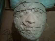 HORROR CLAY SCULPTURE BABYFACE HILLS RUN RED 1:1 SCALE  SCARY ZOMBIE PROP