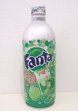 Fanta Melon Soda / Very Tasty! Canned Soda Made in Japan 500 ml