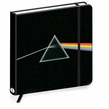 17cm x 17cm PINK FLOYD DSOTM NOTEBOOK - Prism Jotter Journal Note Books Notepads