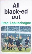 "All Blacks to South Africa 1970 ""All Blacked Out"" by Fred Labuschagne Rugby Book"