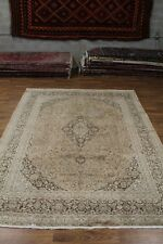 Overwhelming Antique Washed Muted Mashad Persian Rug Oriental Area Carpet 10X13