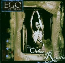 Ego Likeness - The Order of the Reptile (CD)