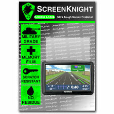 Screenknight Tomtom Start 50-Ir 50 Protector De Pantalla Invisible Militar Escudo